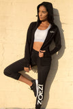 ZOEZI Women's Track Jacket