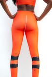 Kioni Tangerine Yoga Leggings