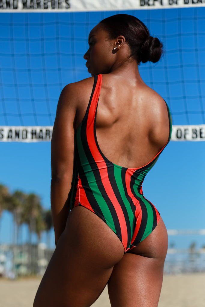 "One-Piece ""Jamani"" Swimsuit"