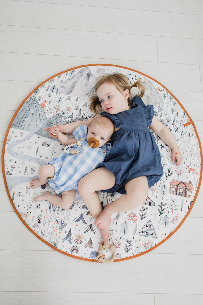 Boulder play mat - Grounded Company | baby play mat | Moeder Fox favourite things