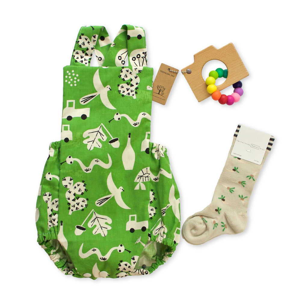 Baby Gift Pack - All Things Green