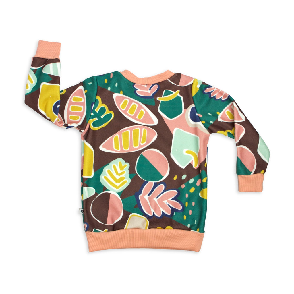 Sweater - Tropo Jungle