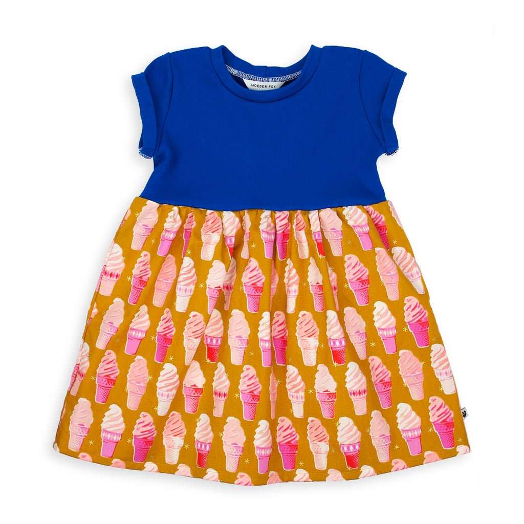 Billie Dress - Ice-creams