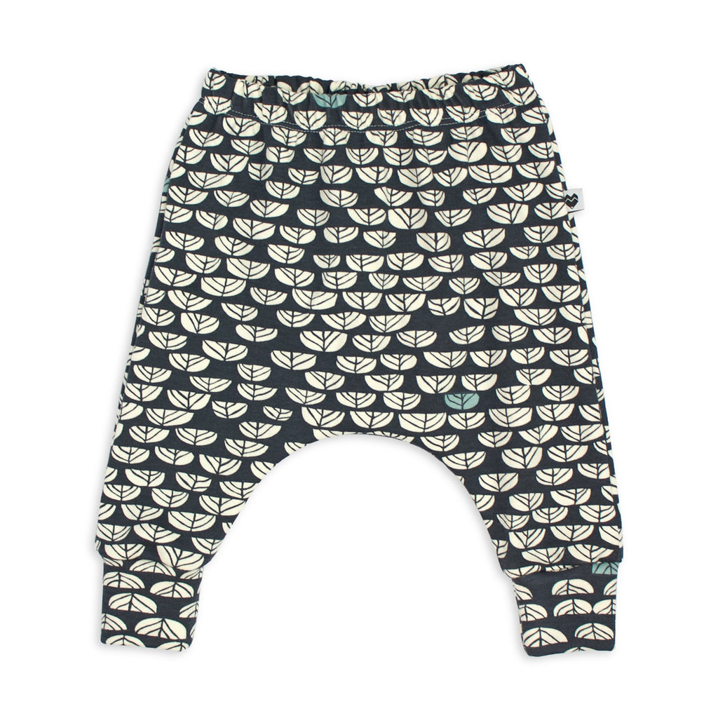 Organic Cotton Harem Pants - Sproutlet
