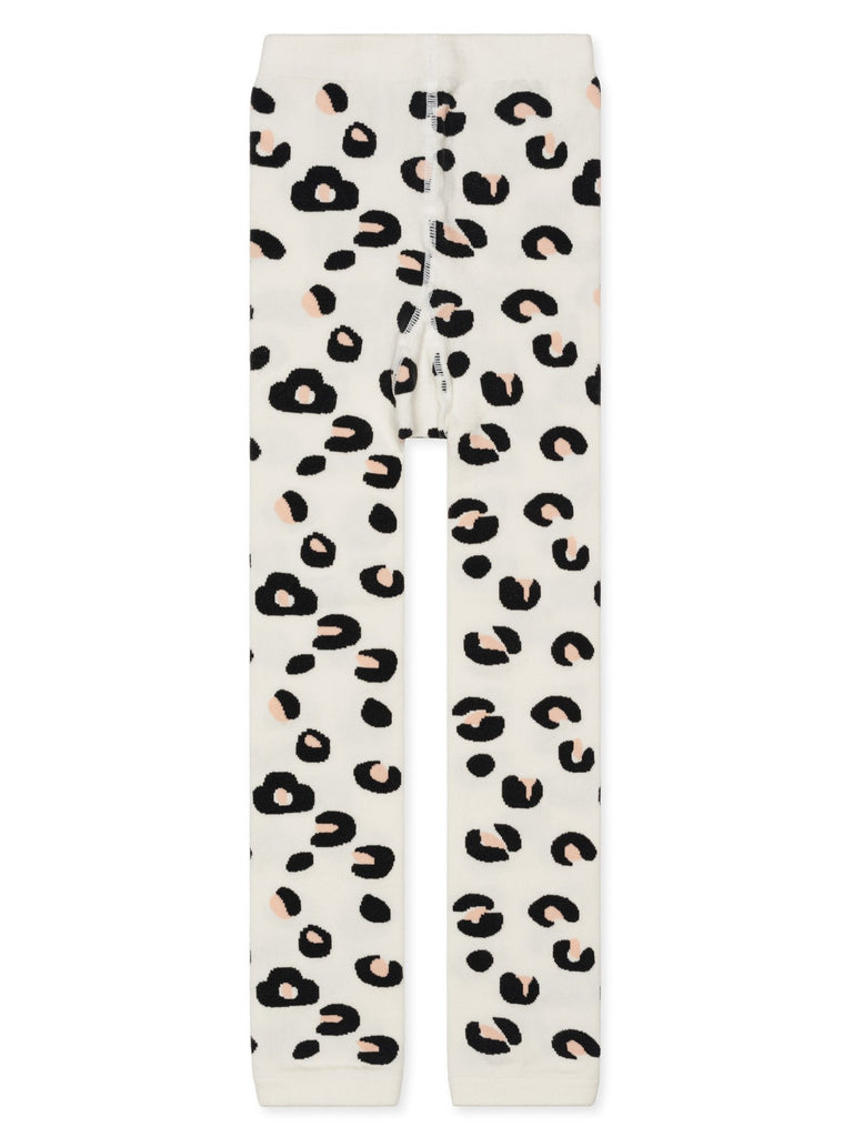 Hansel From Basel - Mini Cheetah Legging Ivory | Moeder Fox