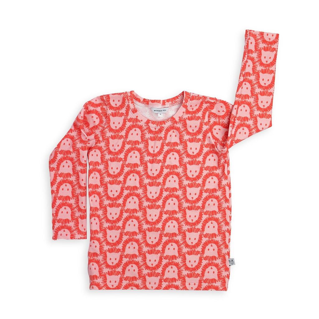 Long sleeve Top - Little Lions