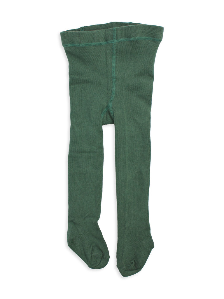 Scruffdog kids tights - Sage (green) | Moeder Fox