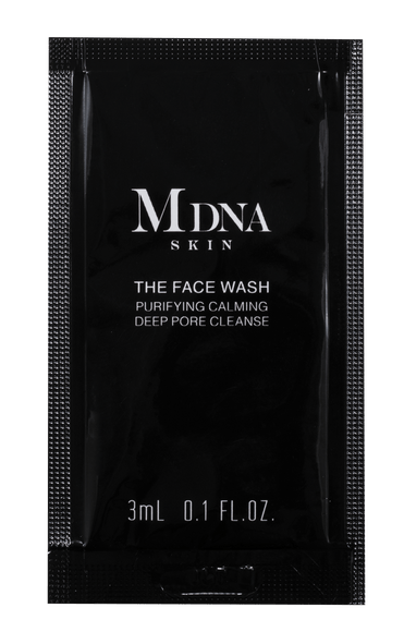 The Face Wash Sample Packette 3mL