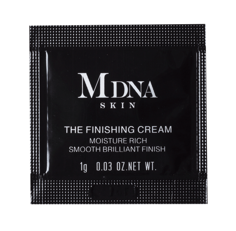 The Finishing Cream Sample Packette 1g