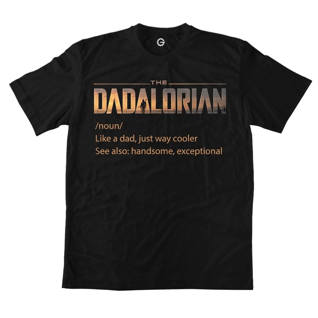 Gearhuman 2D Custom Dad Just Way Cooler T-Shirts Apparel