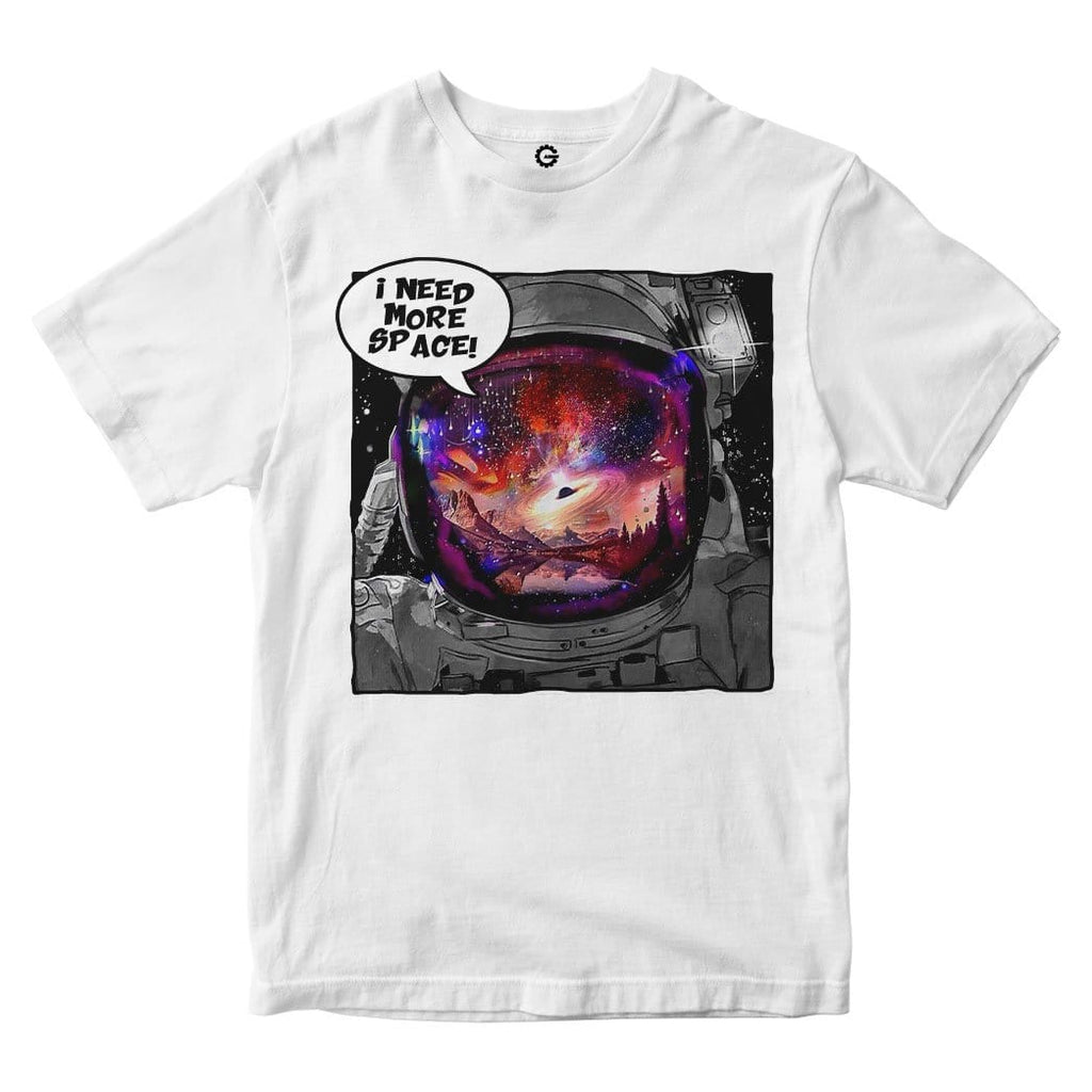 Need More Space Custom Men Tshirt
