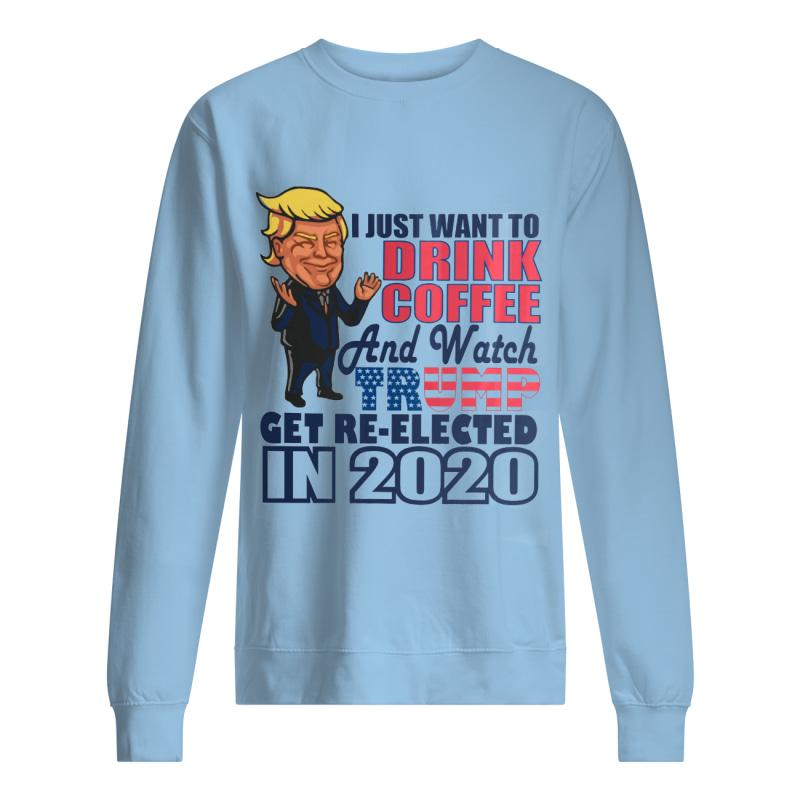 Gearhuman 2D Donald Trump Apparel - Unisex Sweatshirt