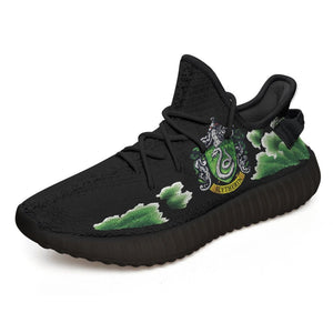 harry potter slytherin house Human Custom Shoes