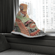 3D Koi Fish Full-Print Hooded Blanket