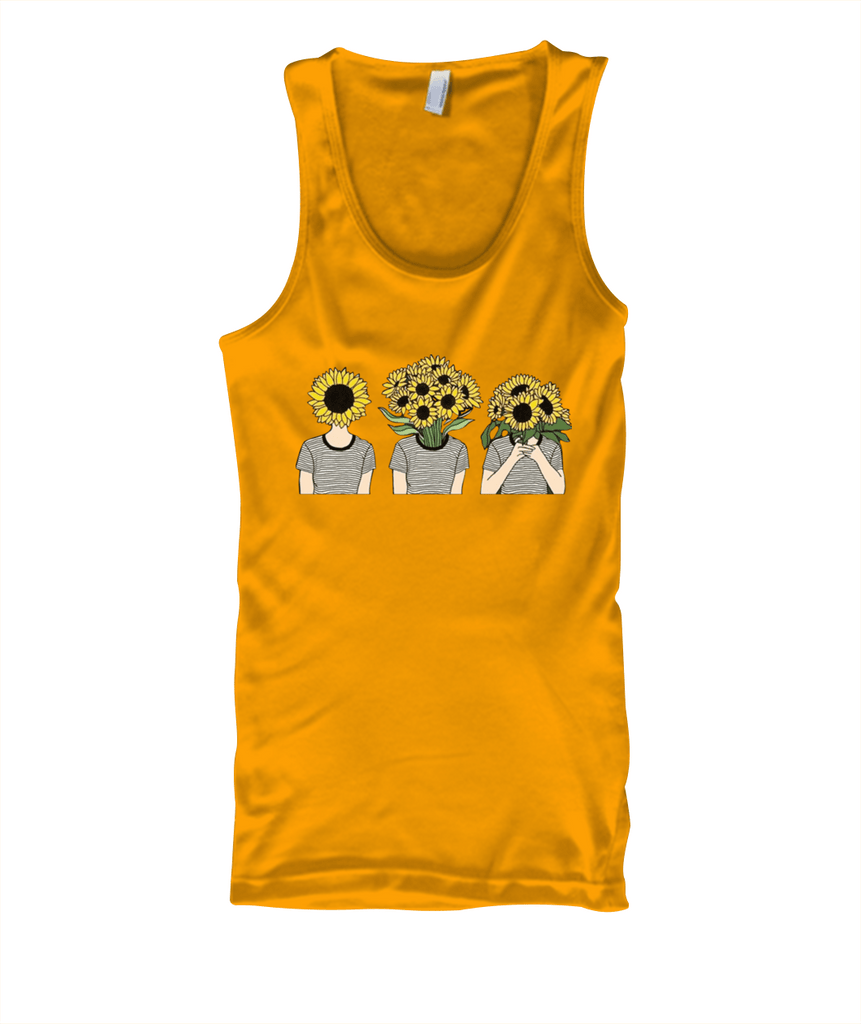 Gearhuman Sun Flower - Tank-Top