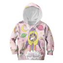 3D Unicorn Believe In Your Dream Full-Print Hoodie T-shirt