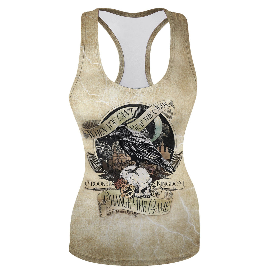 Women's Tank Top When You Can't Beat The Odds Change The Game