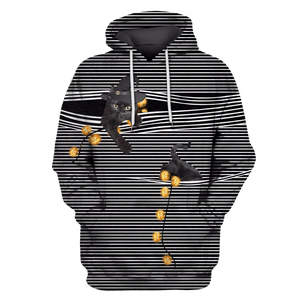 Gearhuman 3D  Cat Hoodies - Tshirt Apparel