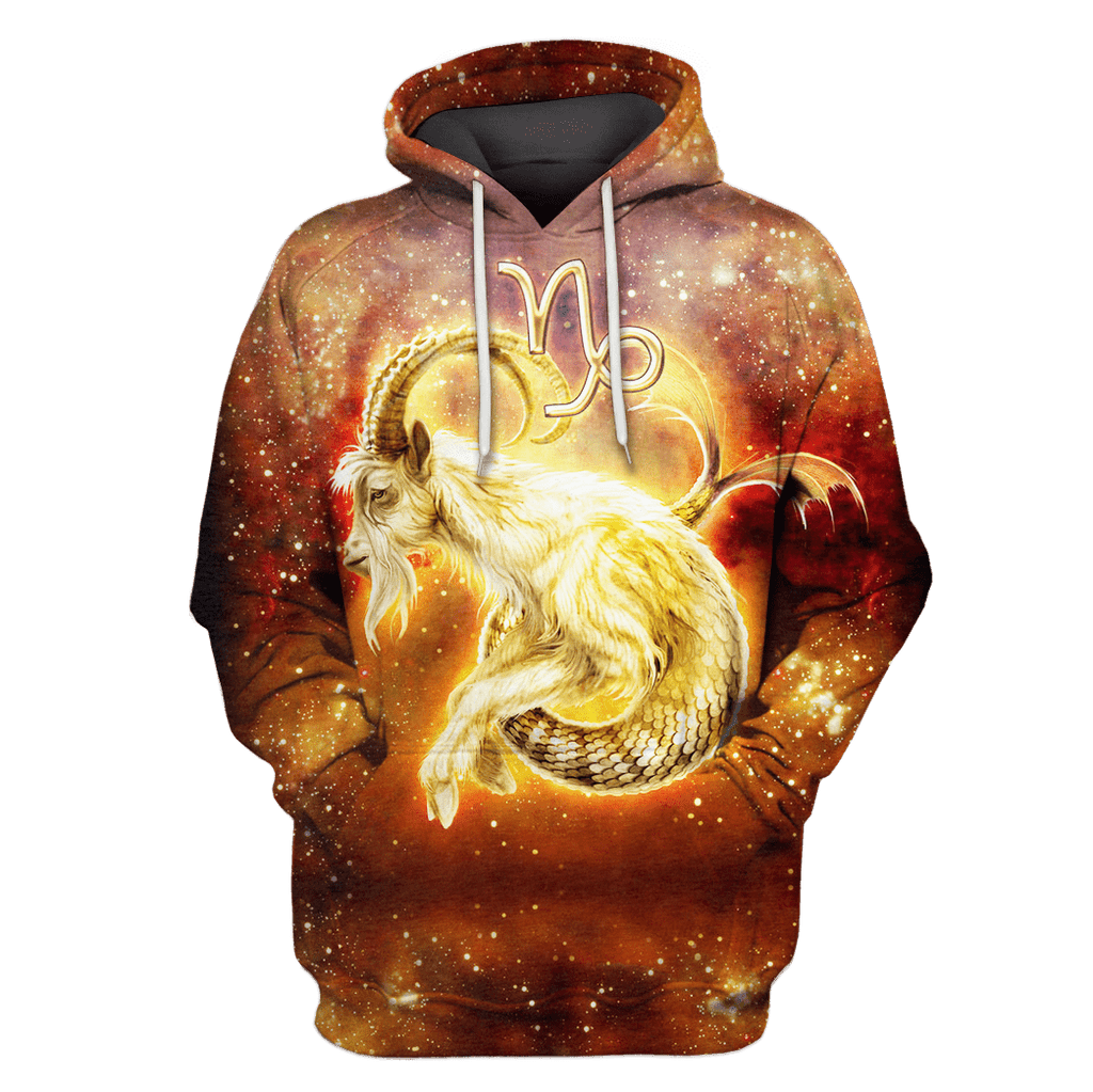Zodiac Hoodies - T-Shirts Apparel