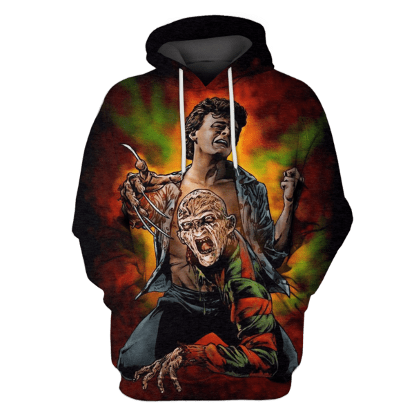 Horror Movie Villains Hoodies - T-Shirts Apparel