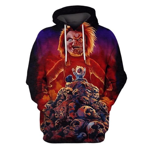 Child's Play Hoodies - T-Shirts Apparel