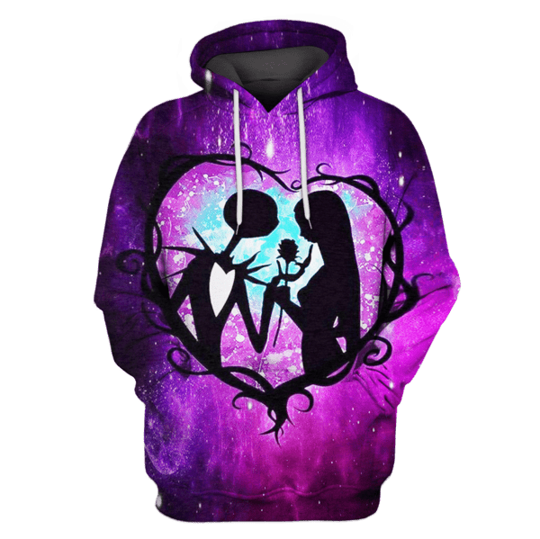 skellington Hoodies -Tshirt Apparel