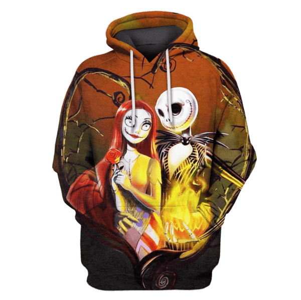 The Nightmare Before Christmas Hoodies - T-Shirts Apparel