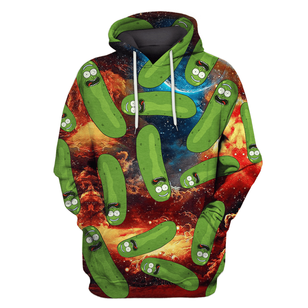 CUCUMBER Tshirt - Zip Hoodies Apparel