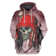3D  Pirates of the Caribbean  Hoodie - Tshirt Apparel