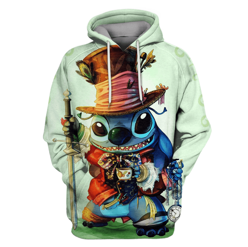 Lilo and Stitch Hoodies - T-Shirts Apparel