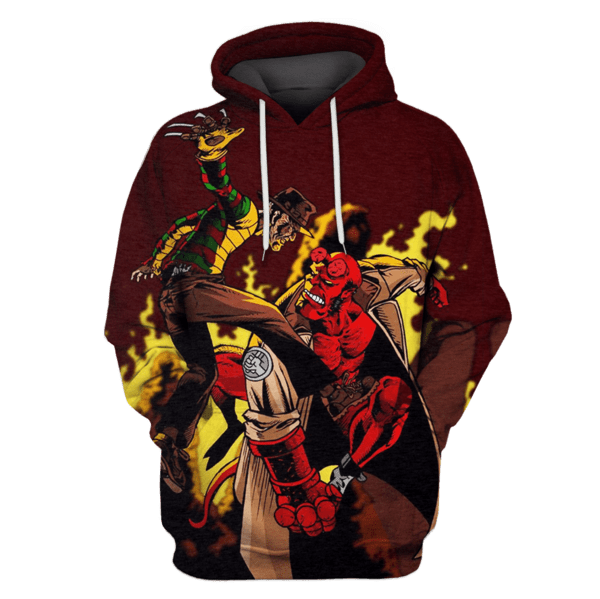 a nightmare on elm street Tshirt - Zip Hoodies Apparel