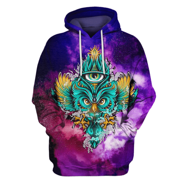 HALLOWEEN Owl Hoodies T-Shirt Apparel