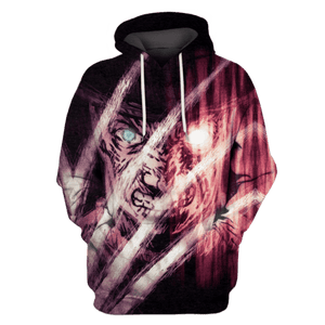 Gearhuman 3D   horror movie  Hoodies - Tshirt - Zip Hoodies Apparel