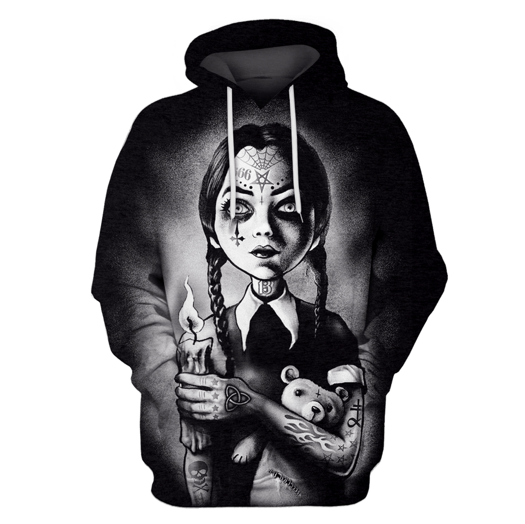 Addams Family T-Shirts - Zip Hoodies Apparel