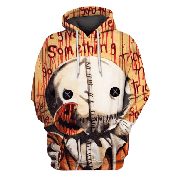 Trick 'r Treat Tshirt - Zip Hoodies Apparel