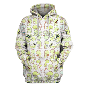 Gearhuman 3D Halloween Hoodies - Tshirt Apparel