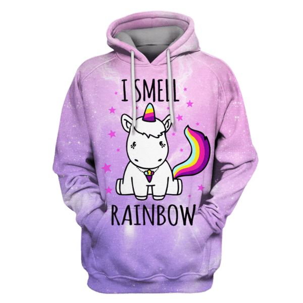 I Smell Rainbow Hoodies - Tshirt Apparel