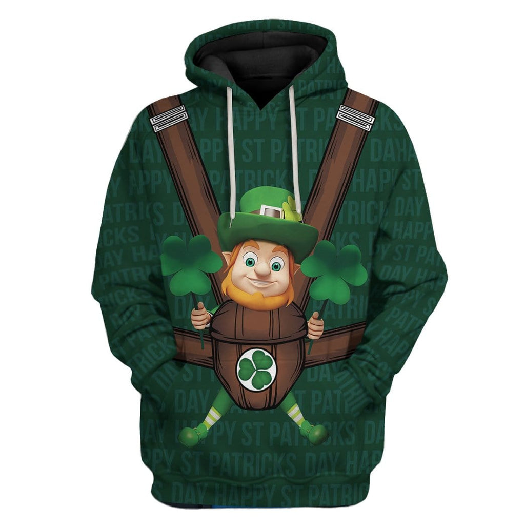 Baby Leprechaun Custom Tshirt Hoodies Apparel
