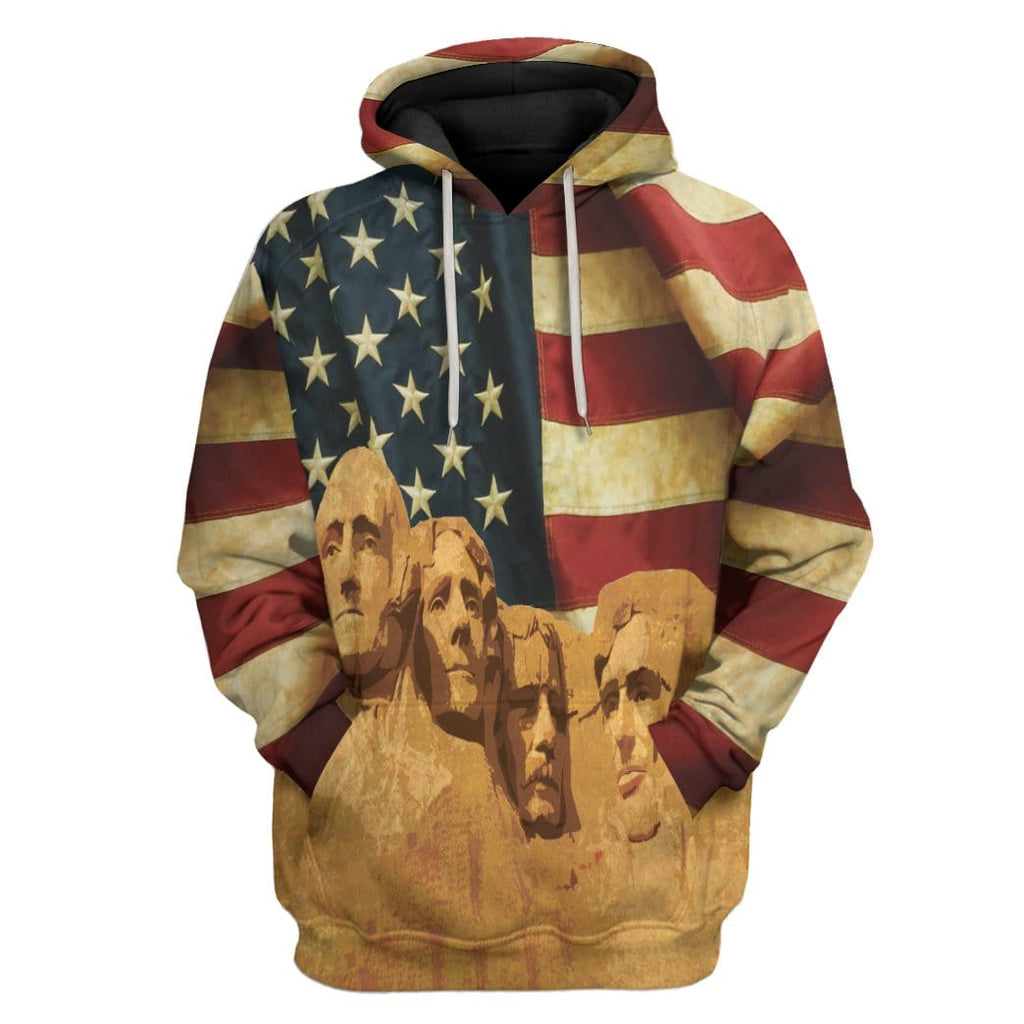 America Presidents Custom T-Shirts Hoodies Apparel
