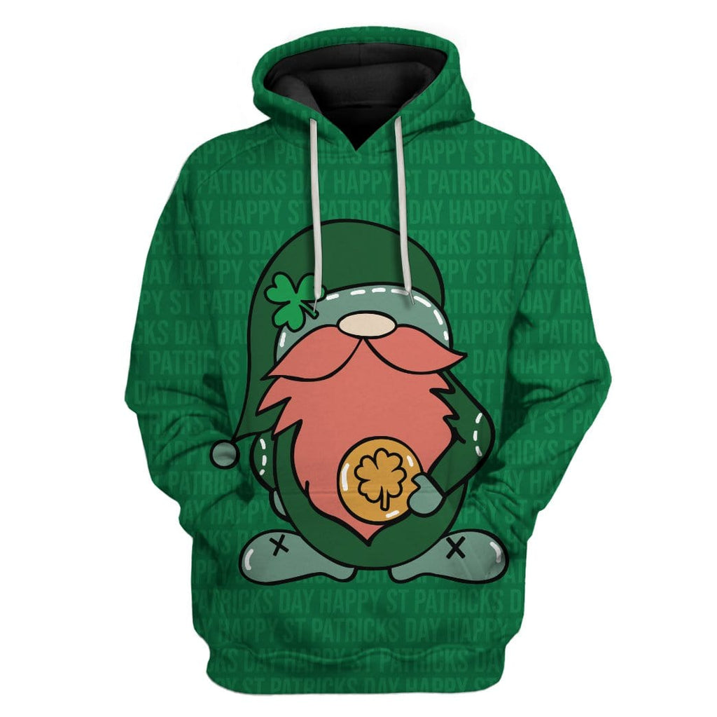 St Patrick Gnome Custom T-Shirts Hoodies Apparel