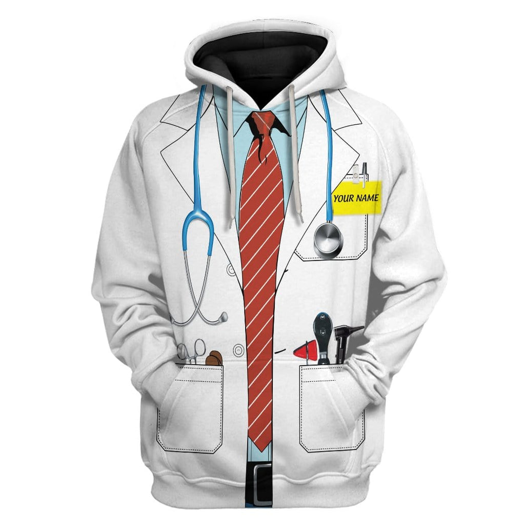 Cosplay Doctor Custom T-Shirts Hoodies Apparel