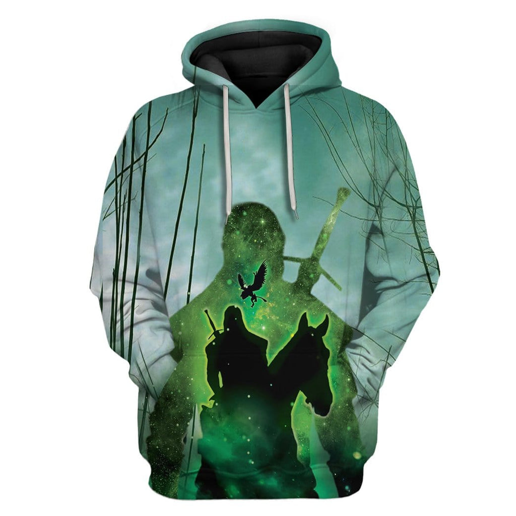 Geralt Custom Tshirt Hoodies Apparel