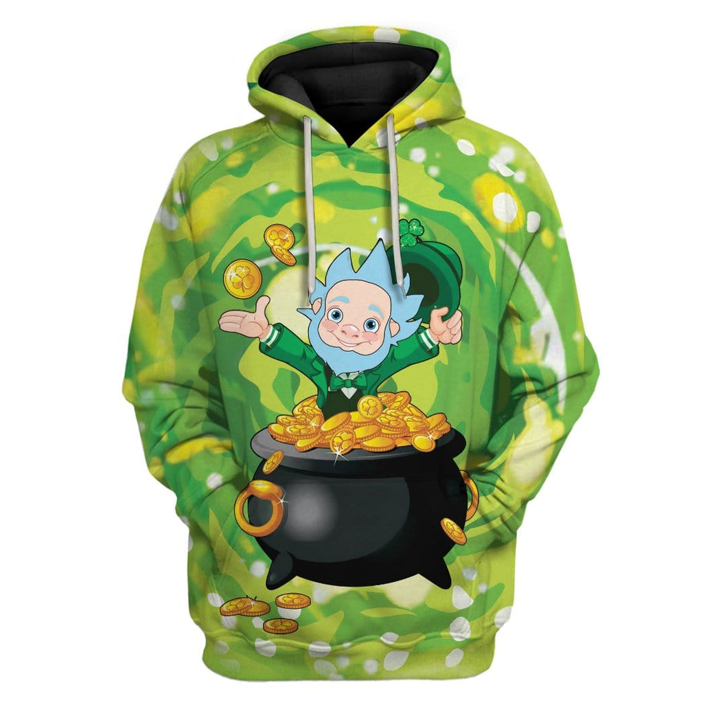 Happy St Patrick Day Custom Tshirt Hoodies Apparel