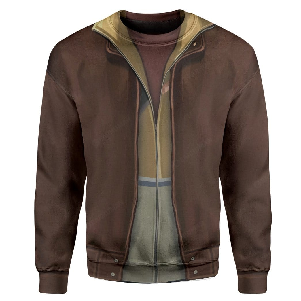 Gearhuman 3d Cosplay Niko Bellic Grand Theft Auto Gta Custom Tshirt Hoodies Apparel