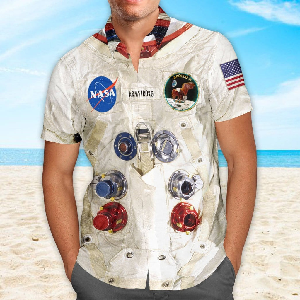 Custom Short Sleeve Shirt Armstrong