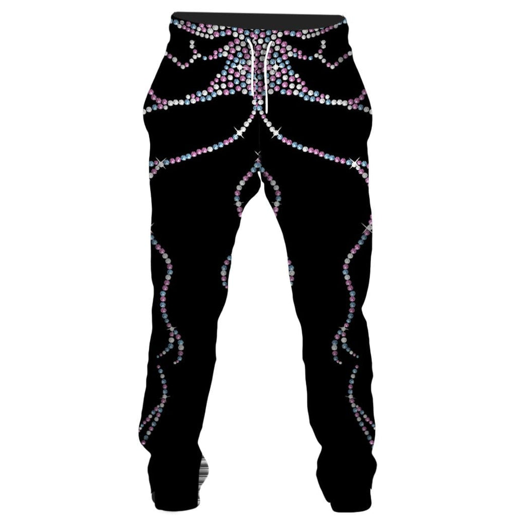 Full-print Sweatpants Kiss Paul Stanley