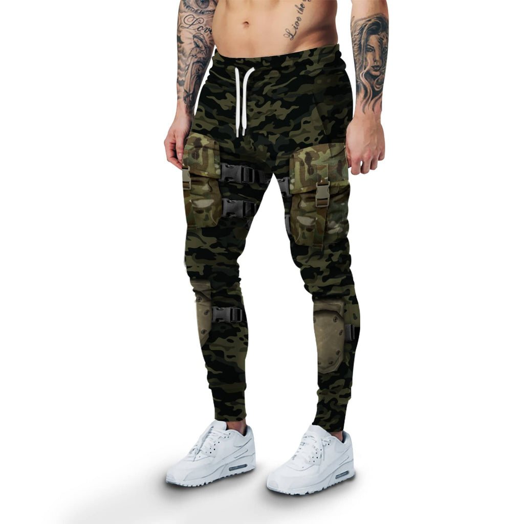Custom Cosplay Call Of Duty MW2 Simon Ghost Riley Sweatpant