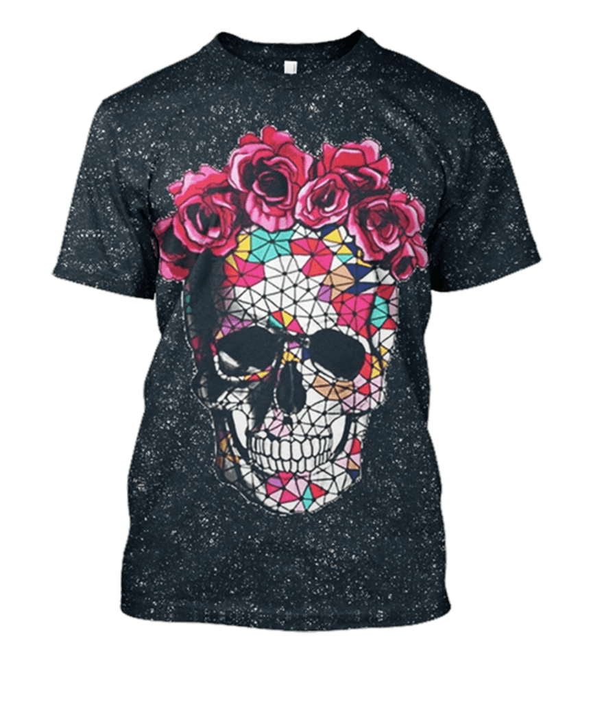 Skullcap Hoodies T-Shirt Apparel