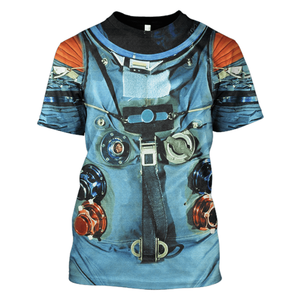 ASTRONAUT SUIT Custom T-shirt - Hoodies Apparel