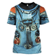 Gearhuman 3D ASTRONAUT SUIT   Custom T-shirt - Hoodies Apparel